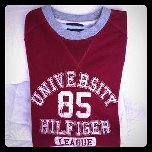 Tommy Hilfiger Kids Med (12/14) Rugged Sweatshirt